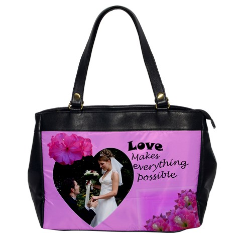 Love Possible Oversized Office Bag By Deborah   Oversize Office Handbag   Mwmpspeugw6p   Www Artscow Com Front