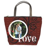 Love Forever Bucket Bag