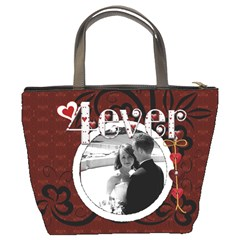 Love Forever Bucket Bag By Lil    Bucket Bag   Onwahw5a1unq   Www Artscow Com Back
