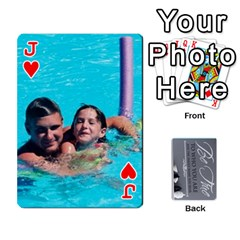 Jack Mother s Day By Ariel   Playing Cards 54 Designs   734z92sno238   Www Artscow Com Front - HeartJ