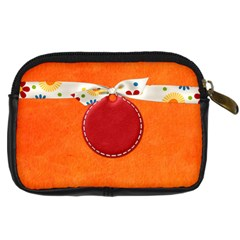 Celebrate May Camera Bag 1 By Lisa Minor   Digital Camera Leather Case   Mommuticehfv   Www Artscow Com Back