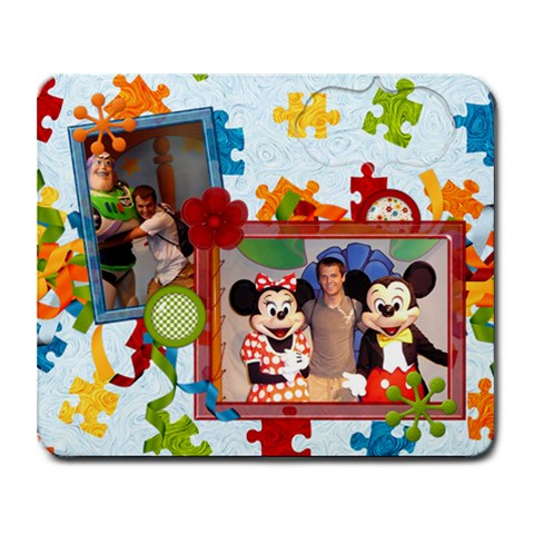 Celebrate May Mouse Pad 1 By Lisa Minor   Collage Mousepad   Nuoc29t7yc9m   Www Artscow Com 9.25 x7.75 Mousepad - 1