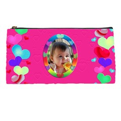 Allaboutlove2 Pencil Case By Kdesigns   Pencil Case   Hpipl2ehyesy   Www Artscow Com Front
