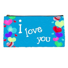 Allaboutlove3 Pencil Case By Kdesigns   Pencil Case   24v0v2x2rfko   Www Artscow Com Front