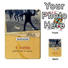 Golpe Mazo2 By Mipedtor   Multi Purpose Cards (rectangle)   Ysy7r2bldpgt   Www Artscow Com Front 10