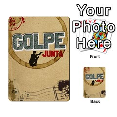 Golpe Mazo2 By Mipedtor   Multi Purpose Cards (rectangle)   Ysy7r2bldpgt   Www Artscow Com Back 16