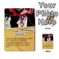 Golpe Mazo2 By Mipedtor   Multi Purpose Cards (rectangle)   Ysy7r2bldpgt   Www Artscow Com Front 20