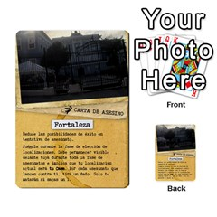 Golpe Mazo2 By Mipedtor   Multi Purpose Cards (rectangle)   Ysy7r2bldpgt   Www Artscow Com Front 26