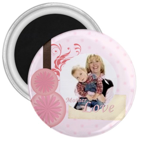 Mothers Day By Joely   3  Magnet   7z3xf6rt4i9i   Www Artscow Com Front