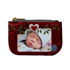 Love Red Mini Coin Purse By Lil    Mini Coin Purse   U6padolhozz8   Www Artscow Com Front