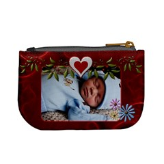 Love Red Mini Coin Purse By Lil    Mini Coin Purse   U6padolhozz8   Www Artscow Com Back