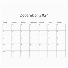 Black And Gold (any Year) 2017 Calendar By Deborah   Wall Calendar 11  X 8 5  (12 Months)   H8k8tq020mpf   Www Artscow Com Dec 2017