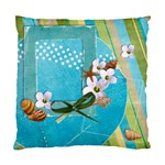 Beach/vacation-Custom Cushion Case (Two Sides) - Standard Cushion Case (Two Sides)