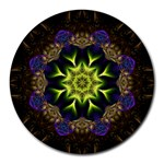 Fractal Art May011-003 Round Mousepad