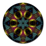 Fractal Art May011-004 Round Mousepad