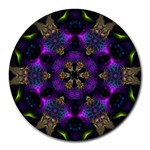 Fractal Art May011-005 Round Mousepad