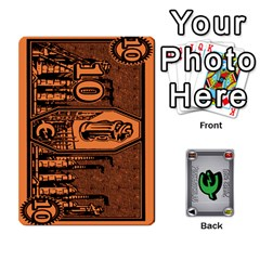 Ace Power Grid Money (order 3 For Complete Set) By Russell Howell   Playing Cards 54 Designs   C8nmqz957ehy   Www Artscow Com Front - HeartA