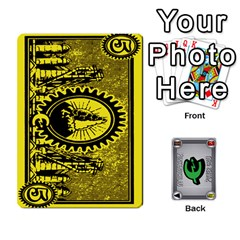 Power Grid Money (order 3 For Complete Set) By Russell Howell   Playing Cards 54 Designs   C8nmqz957ehy   Www Artscow Com Front - Club3