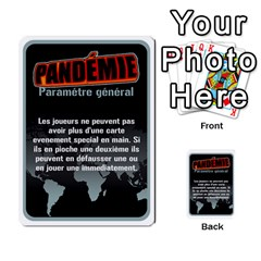 Pendemie 02 By Poaka4   Multi Purpose Cards (rectangle)   4cwy51h44i2g   Www Artscow Com Front 9