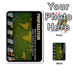 Pendemie 02 By Poaka4   Multi Purpose Cards (rectangle)   4cwy51h44i2g   Www Artscow Com Front 20
