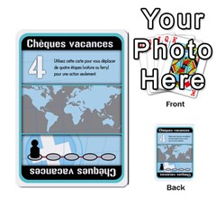 Pendemie 02 By Poaka4   Multi Purpose Cards (rectangle)   4cwy51h44i2g   Www Artscow Com Front 45