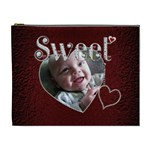 Sweet Kiss XL Cosmetic Bag - Cosmetic Bag (XL)