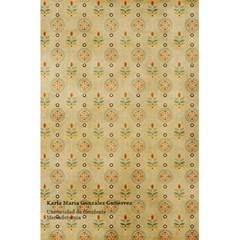 Libreta By Karla González   5 5  X 8 5  Notebook   Hcw86mp3rhim   Www Artscow Com Front Cover Inside