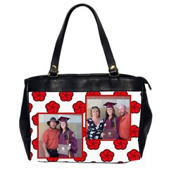 Olga By Kelly Phillips   Oversize Office Handbag (2 Sides)   I56kghc2bmow   Www Artscow Com Front