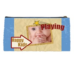 Happy Kids By Joely   Pencil Case   F2vrc8arm6yj   Www Artscow Com Back