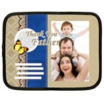 fathers day - Netbook Case (Large)