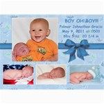 Palmar - 5  x 7  Photo Cards