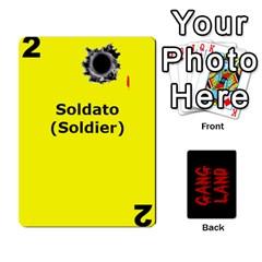 Jack Gang Land 2 By Floyd Sherrod   Playing Cards 54 Designs   Mzhbzcw6jryb   Www Artscow Com Front - DiamondJ