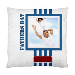 Fathers Day By Joely   Standard Cushion Case (two Sides)   0jhfldx3tqrm   Www Artscow Com Back
