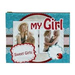 my girl - Cosmetic Bag (XL)