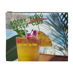 Bb Beach Club By Pasties Boobybling Com   Cosmetic Bag (xl)   Bwt0zecjj1yy   Www Artscow Com Front