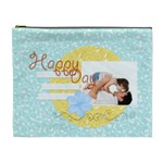 Happy time - Cosmetic Bag (XL)
