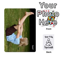 Yoga Cards Text By Deanna   Playing Cards 54 Designs   0p47fhcwmxrj   Www Artscow Com Front - Heart4