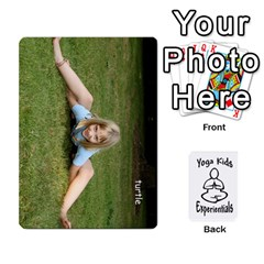 Yoga Cards Text By Deanna   Playing Cards 54 Designs   0p47fhcwmxrj   Www Artscow Com Front - Diamond3