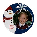 riley 2007 - Ornament (Round)