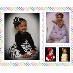 Merlot Collage By Stephanie Rhodes   Collage 8  X 10    89rgpsa13kfz   Www Artscow Com 10 x8 Print - 1