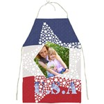 usa - Full Print Apron