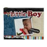 little boy - Cosmetic Bag (XL)