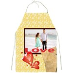 love - Full Print Apron