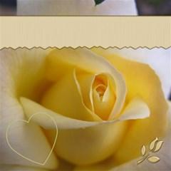 Yellow Rose  Storage Box Stool By Deborah   Storage Stool 12    Xsowlrw92hfg   Www Artscow Com Front