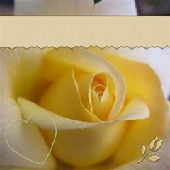 Yellow Rose  Storage Box Stool By Deborah   Storage Stool 12    Xsowlrw92hfg   Www Artscow Com Back