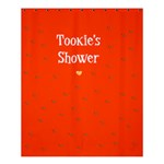 shower curtain for took  - Shower Curtain 60  x 72  (Medium)