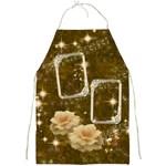 Rose gold apron - Full Print Apron