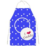 Love Daddy apron - Full Print Apron
