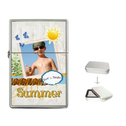 Summer By Joely   Flip Top Lighter   Zyfqw2j7hiil   Www Artscow Com Front
