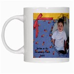 Jordan Strawberry Mug 2011 - White Mug